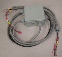NEMA 4 Junction Box with multi conductor cable